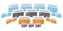 Samsung Standard, EVO and PRO Memory Cards, For Mobile Phone, 6 & 10