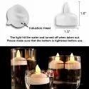 Floating LED Candle