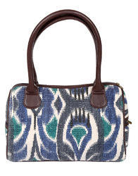 Designer Hand Block Printed Handbag
