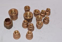 Bronze Pipe Fittings for Gas Pipe, Size: 1 inch