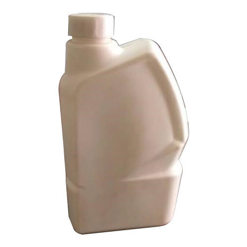 Off White 1.5 Litre Coolant Plastic Bottles