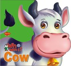 Who Am I Cow Books
