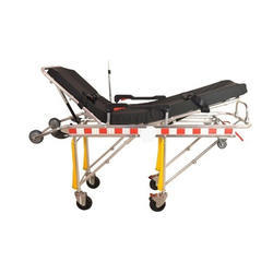 Foldable Autoloader Ambulance Stretcher