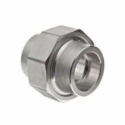 Nickel Alloys Socket Weld Pipe Union