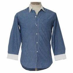 Cotton Comfort Mens Fancy Shirt