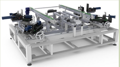 Automatic Framing Machine - View Specifications & Details of Frame ...