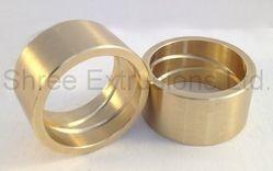 Brass Oil Free Flange Bushes