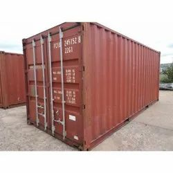 20'GP Containers