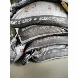 Black Activated Carbon, Packaging Type: PP Bag, Material Grade: Iv-600 To 900 & 1100 Above