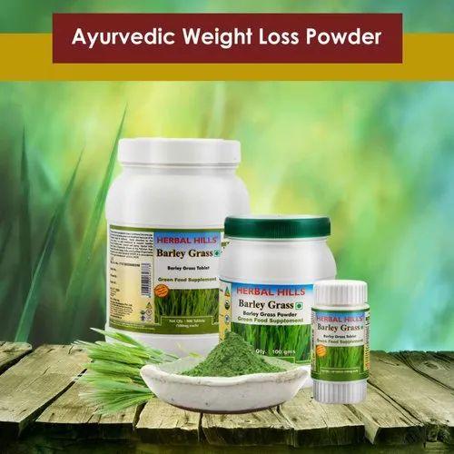 Greenfood Ayurvedic Weight Loss Powder, Pack Size: 100 gms