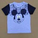 Kids Round Neck Fancy T-Shirt