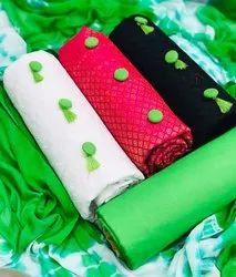 Cotton Unstitch Salwar Suit