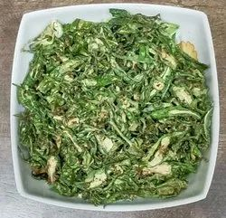 A Grade DRY GREEN CHILLY FLAKES, Plastic Bag, Packaging Size: 10 Kg