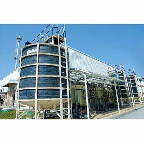 Hdpe Chemical Acid Processing Tanks