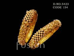 Designer Antique Pearl Bangles
