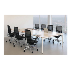 Stainless Steel Meeting Conference Table, Model: CT 19