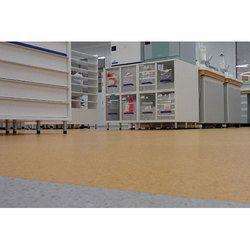 Clean Room Vinyl Flooring