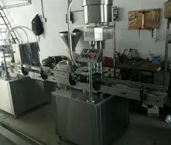 Industrial Bottle Capping Machine