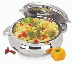 Stainless Steel Non Electric Food Warmer Hot Pot
