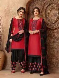 Pr Fashion Launched Beautiful Formal Wear Salwar Suit