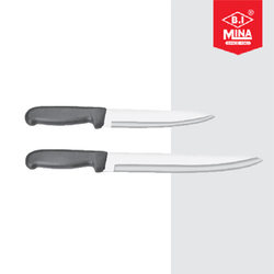 Mild Steel,Stainless Steel Cook''s Knife, Finish: ss402