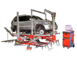 Car Crash Repair System