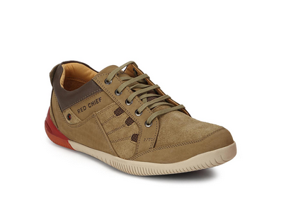RC5049 Camel Low Ankle Casual Shoes