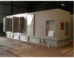 Shiv Ss Heavy Machine Acoustic Enclosure, for Sound Absorbers