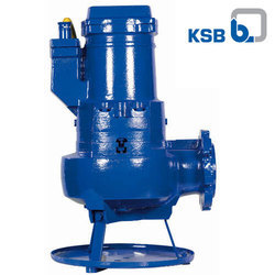 KSB Single Stage Submersible Monoblock Pumps - KRTU, Speed: Up To 2900 Rpm