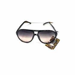 c68c3d9d6e1 Blue Mercury Lens Golden Frame Sun Glasses