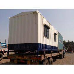 Portable Steel Cabin