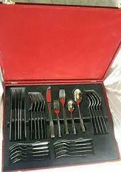 30 Pcs Cutlery Sets In Velvet Box