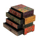 Rawsome Shack Wooden Embossed Drawer Box