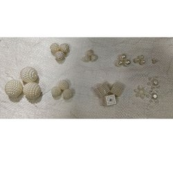 Ambica Sales Pearl Beads, for Jewelry