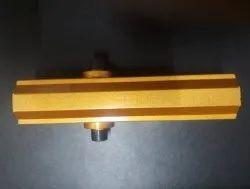 Golden Aluminium Door Closer