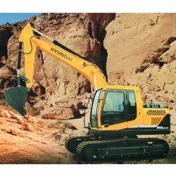 R140  Crawler Excavator