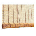 Decorative Bamboo Roll Up Blind, Thickness: 5-6 Mm