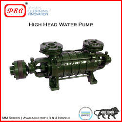 High Head Water Pump