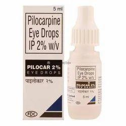 pilocarpine 2% drop