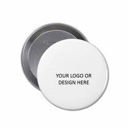 PRINTED   Badge