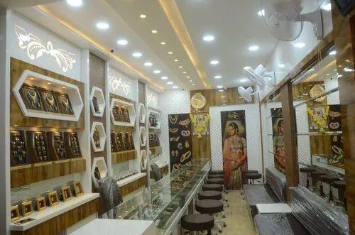 Jwellery Shop Interior Design Services, Jewellery Shop Interior