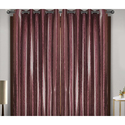 Hochwertig Decor Self Design Silk Curtain