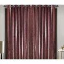 Hochwertig Decor Self Design Silk Curtain
