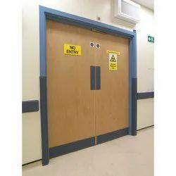 Lead Lined Door