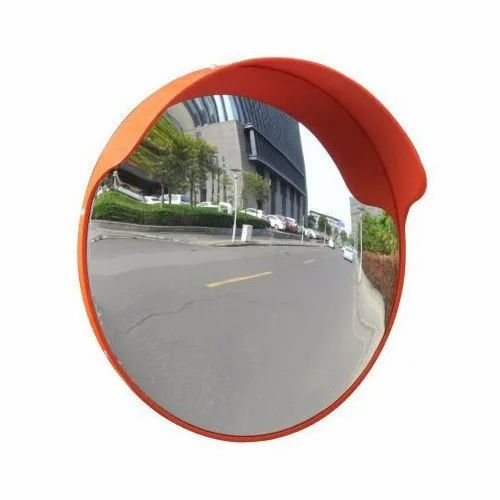 600-800 Mm Road Safety Convex Mirror 45mm