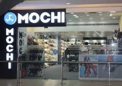 Decent LED Sign Boards Back Lit Brand Mochi