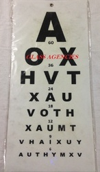 Eye chart wholesaler wholesale dealers in india english eye vision chart ccuart Gallery