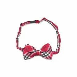 Kidofash Check Print Bowties for Kids