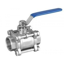 Three Piece Ball Valve S/E & F/E