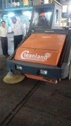Industrial Road Sweeper Machine